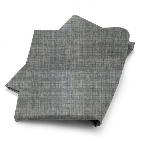 Scribble Cool Grey Fabric