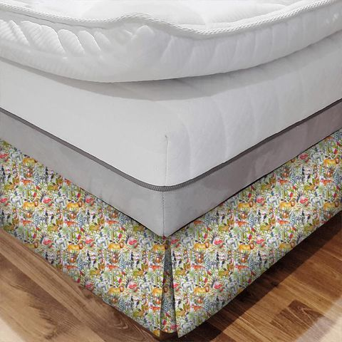 King Of The Jungle Waterfall Bed Base Valance