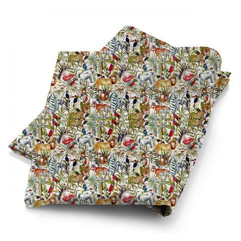 King Of The Jungle Safari Fabric