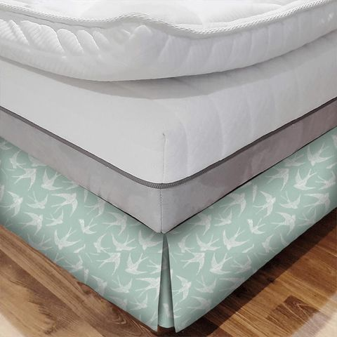 Fly Away Mineral Bed Base Valance