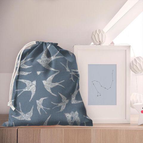 Fly Away Navy Pyjama Bag
