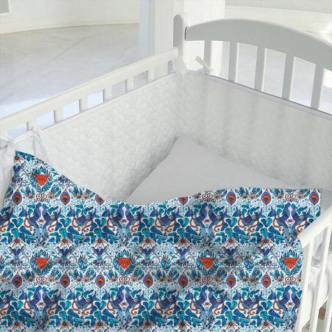 Amazon Blue Cot Duvet Cover