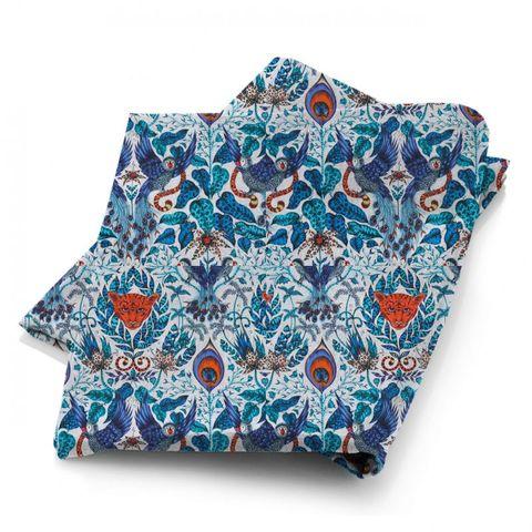 Amazon Blue Fabric