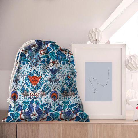 Amazon Blue Pyjama Bag