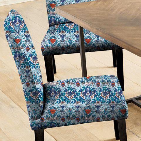 Amazon Blue Seat Pad Cover