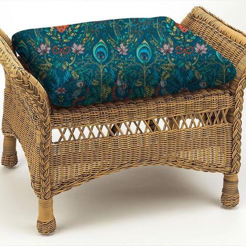 Amazon Navy Box Cushion