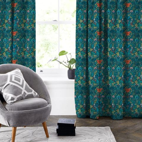 Amazon Navy Made To Measure Curtain