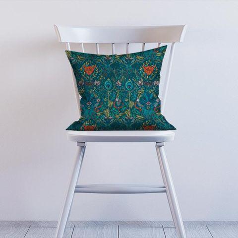 Amazon Navy Cushion