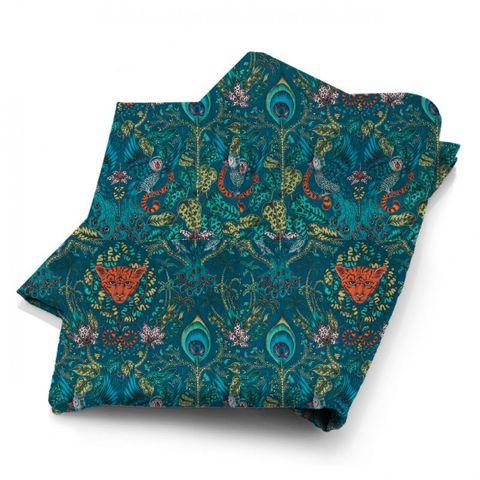 Amazon Navy Fabric