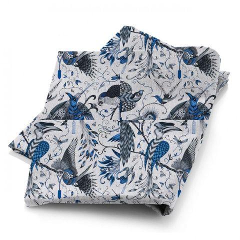 Audubon Blue Fabric