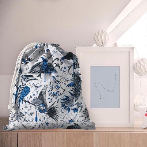 Audubon Blue Pyjama Bag