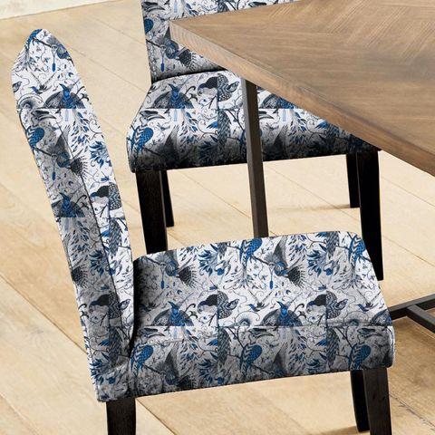 Audubon Blue Seat Pad Cover