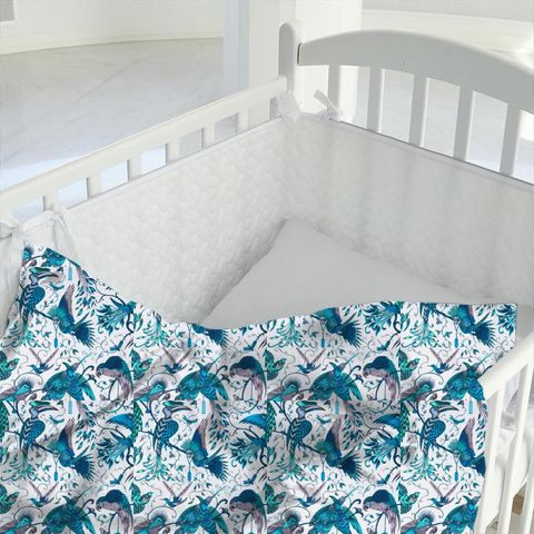 Audubon Jungle Cot Duvet Cover