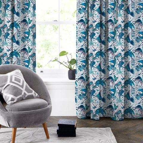 Audubon Jungle Made To Measure Curtain