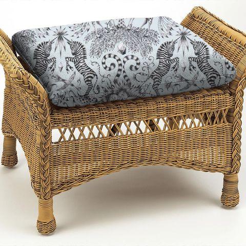 Kruger Eggshell Box Cushion