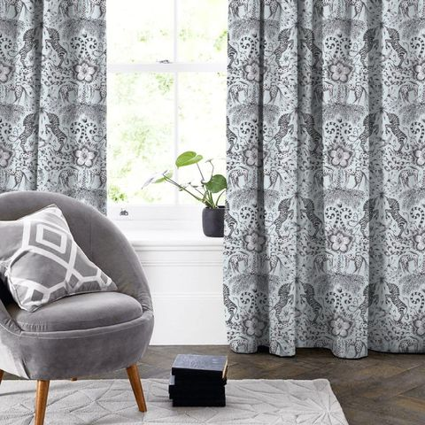 Kruger Eggshell Made To Measure Curtain