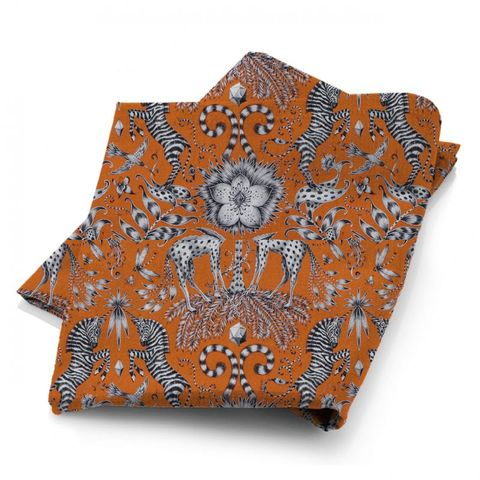 Kruger Flame Fabric