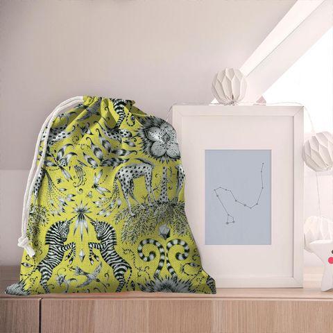 Kruger Lime Pyjama Bag