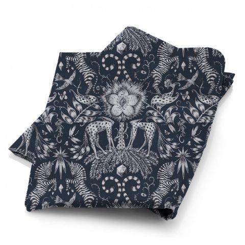 Kruger Navy Fabric