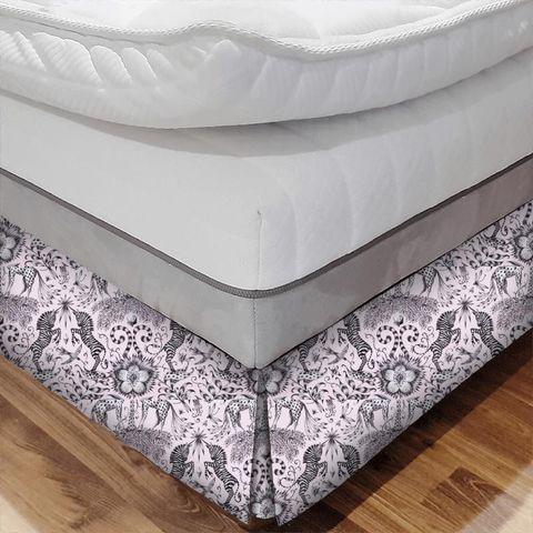 Kruger Pink Bed Base Valance