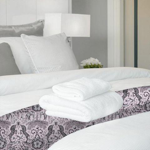 Kruger Pink Bed Runner
