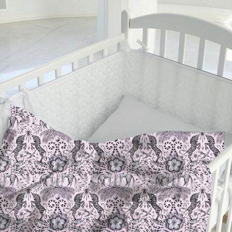Kruger Pink Cot Duvet Cover