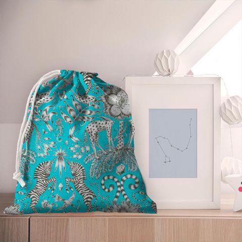 Kruger Teal Pyjama Bag