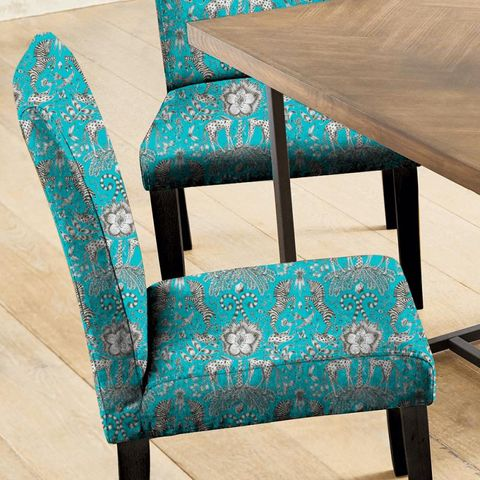 Kruger Teal Seat Pad Cover