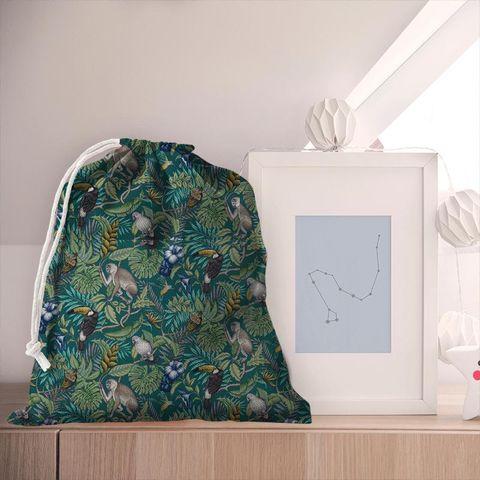Rain Forest Lagoon Pyjama Bag